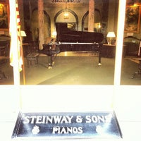 Photo taken at Steinway Hall by Eduard M. on 8/2/2013