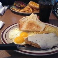 Photo taken at Denny's by VazDrae L. on 5/11/2013