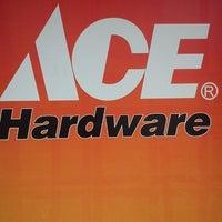 Photo taken at ACE Hardware by Ari W. on 5/9/2013