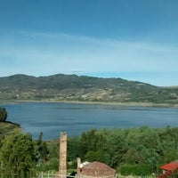 Photo taken at Embalse de Guatavita by Diany P. on 12/26/2015