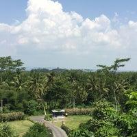 Photo taken at Plataran Borobudur Resort & Spa by Maureen G. on 12/31/2015