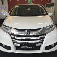 Photo taken at Honda Cars Bulacan by Dada T. on 5/17/2016