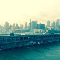 Photo taken at Carnival Cruise Lines Pier by Tinchen F. on 6/9/2014
