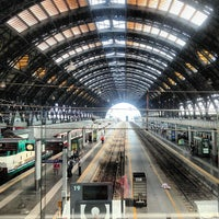 Photo taken at Stazione Milano Centrale by Sterling R. on 6/15/2013