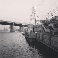 Photo taken at Bridgeport Train Station (BRP) - Metro North & Amtrak by Troy C. on 7/20/2013