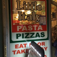 Photo taken at Little Italy by Shoggy T. on 8/4/2015