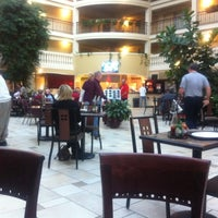 Photo taken at Embassy Suites by Hilton Colorado Springs by Gilbert A. on 10/17/2012