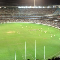 Photo taken at MCG by Mark H. on 6/30/2013