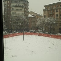 Photo taken at CEFRIEL by Francesco P. on 12/14/2012