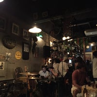 Photo taken at Adhere the 13th Blues Bar by Chayapon C. on 4/24/2016