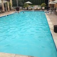 Photo taken at Villagio Inn & Spa by *dca* on 6/10/2013