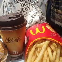 Photo taken at McDonald's by Megumi K. on 3/10/2013