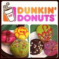 Photo taken at Dunkin' Donuts by Nikiforova A. on 10/4/2012