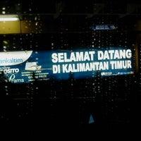 Photo taken at Sultan Aji Muhammad Sulaiman Sepinggan Balikpapan International Airport (BPN) by Trivie A. on 3/29/2013