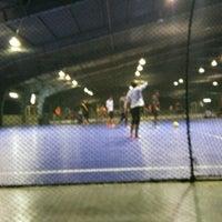Photo taken at JPS Futsal Ampang by Zharif M. on 7/4/2015