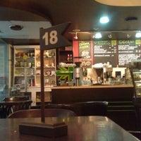 Photo taken at Кофеин by Полли on 10/19/2012