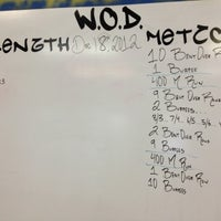 Photo taken at RC CrossFit by Jen F. on 12/18/2012