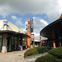 Photo taken at Vicolungo The Style Outlets by Chiara O. on 8/25/2013