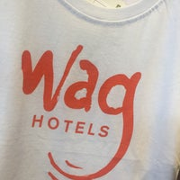 Photo taken at WAG Hotel by Wilfred W. on 9/24/2016