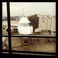 Photo taken at Gate 6 - Aeropuerto El Dorado by José Luis M. on 10/26/2012
