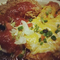 Photo taken at Cantina Mexican Restaurant by Kaila B. on 10/11/2012