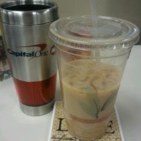 Photo taken at Capital One 360 Café by Nicole N. on 11/28/2012