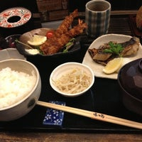 Photo taken at うまいものあり孝太郎 東口店 by nendoooh on 12/12/2012