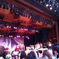 Photo taken at Britt Pavilion by John W. on 8/31/2013