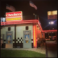 Photo taken at Checkers by Dj EDLo P. on 5/26/2013