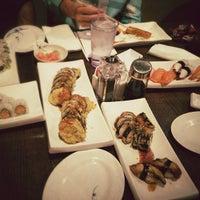 Photo taken at Sushi Garden by Vincent V. on 9/15/2012