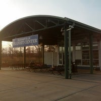Photo taken at Eltingville Transit Center by Zach v. on 3/10/2013