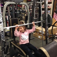 Photo taken at Academy Sports + Outdoors by Erica B. on 1/26/2014