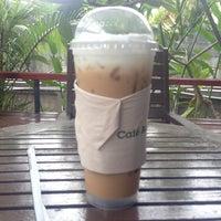 Photo taken at Café Amazon by Naruephan S. on 10/15/2016