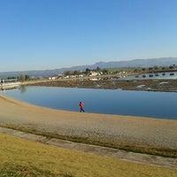 Photo taken at Parc de l'Agulla by Vannia C. on 12/29/2012