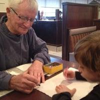 Photo taken at McLean Family Restaurant by Jon D. on 4/27/2015