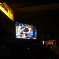 Photo taken at The Wig & Pen Pizza Pub by Nick S. on 3/23/2014