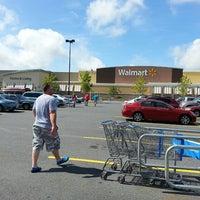Photo taken at Walmart Supercenter by Nick W. on 7/13/2013