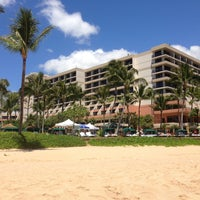 Photo taken at Marriott's Maui Ocean Club  - Lahaina & Napili Towers by Bob W. on 5/1/2013