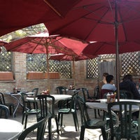 Photo taken at Medici on 57th by Diane S. on 5/5/2013