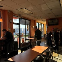 Photo taken at Dunkin' Donuts by Kortney E. on 3/29/2016