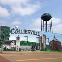 Photo taken at Collierville Town Square / Confederate Park by edisonv 😜 on 9/18/2013