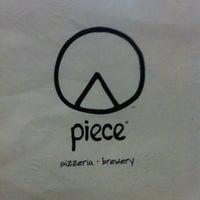Photo taken at Piece by Jason M. on 10/20/2012