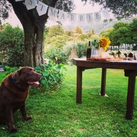 Photo taken at Fontanaro Organic Farm and vacation villas by Robyn P. on 7/6/2015