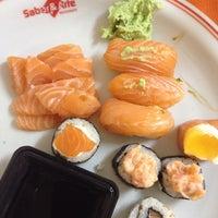 Photo taken at Restaurante Sabor & Arte by Andreia G. on 2/14/2014