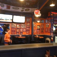 Photo taken at EndZone Bar and Grill by Casey S. on 10/3/2012