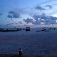Photo taken at PCI Beach Bar by Aaron S. on 7/12/2013