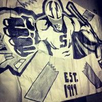 Photo taken at Syracuse Crunch Hockey Club by Joe A. on 1/20/2013