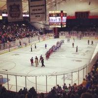 Photo taken at Syracuse Crunch Hockey Club by Joe A. on 5/18/2013