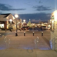 Photo taken at The Promenade Shops at Saucon Valley by John S. on 12/3/2012