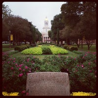 Photo taken at Baylor University by Adam R. on 11/3/2012